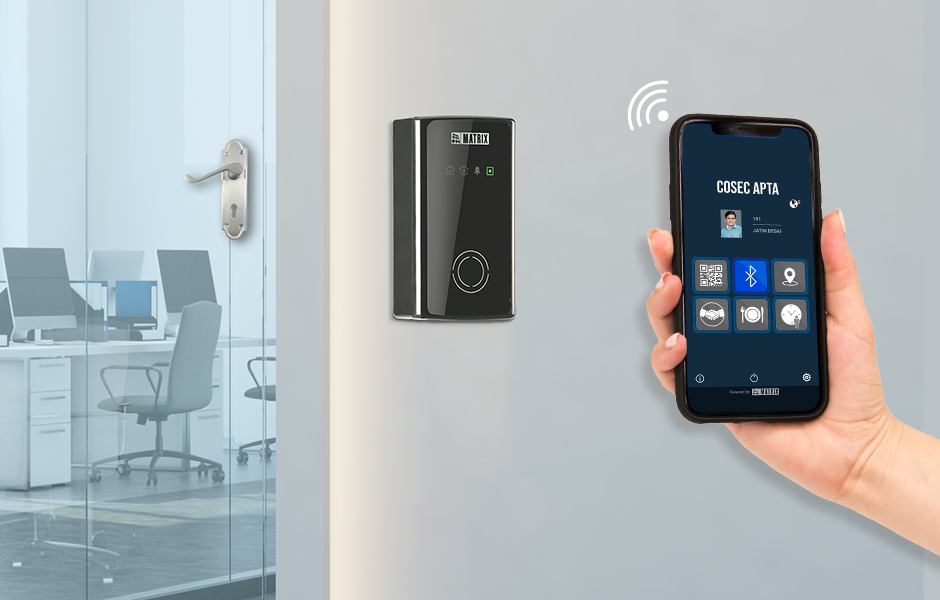 Bluetooth based Access Control Solutions