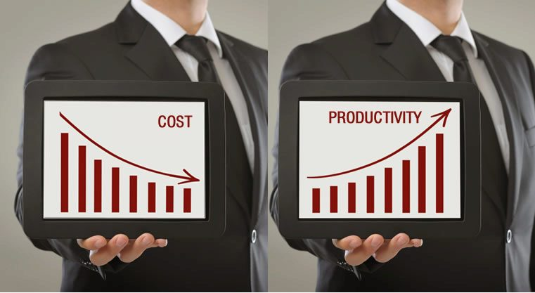 Save Manpower Cost and Improve Productivity