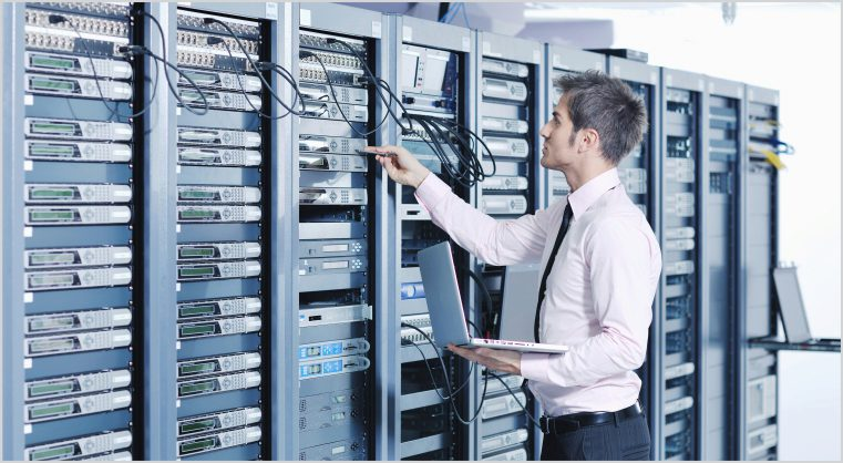 Enhance Security of Server Room