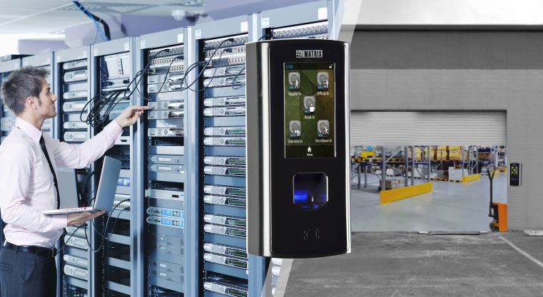 Secure Warehouse and IT Rooms