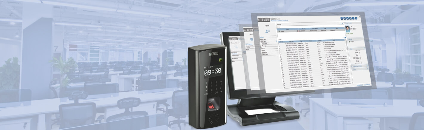 Get Professional Clocking Attendance System