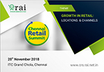 CHENNAI RETAIL SUMMIT (CRS) 2018