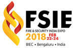 FIRE & SECURITY INDIA EXPO 2018