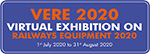 VERE 2020, Virtual Exhibition on Railway Equipment 2020