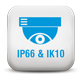 IP66 and IK10 Cameras with Sony Starvis Series Sensor in face recognition system
