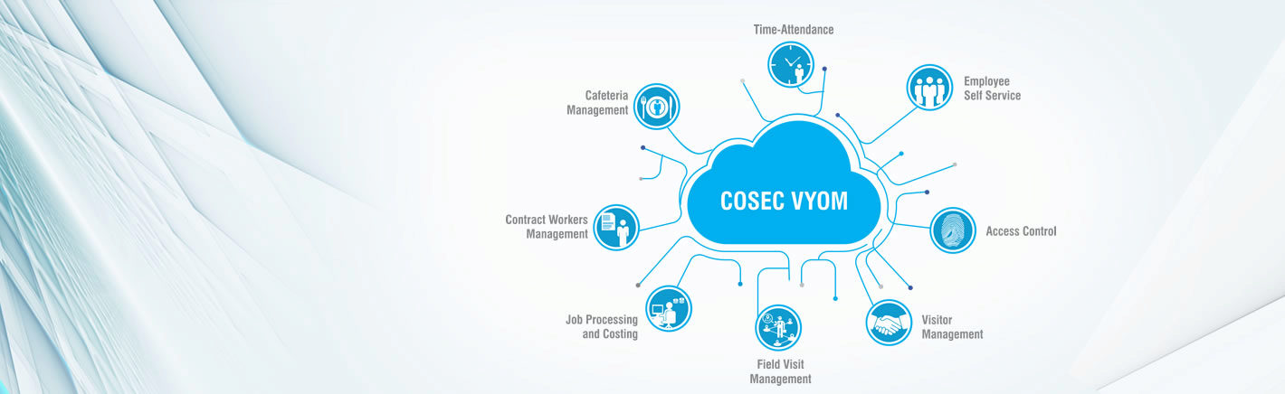 Cloud Based Biometric Attendance System – COSEC VYOM