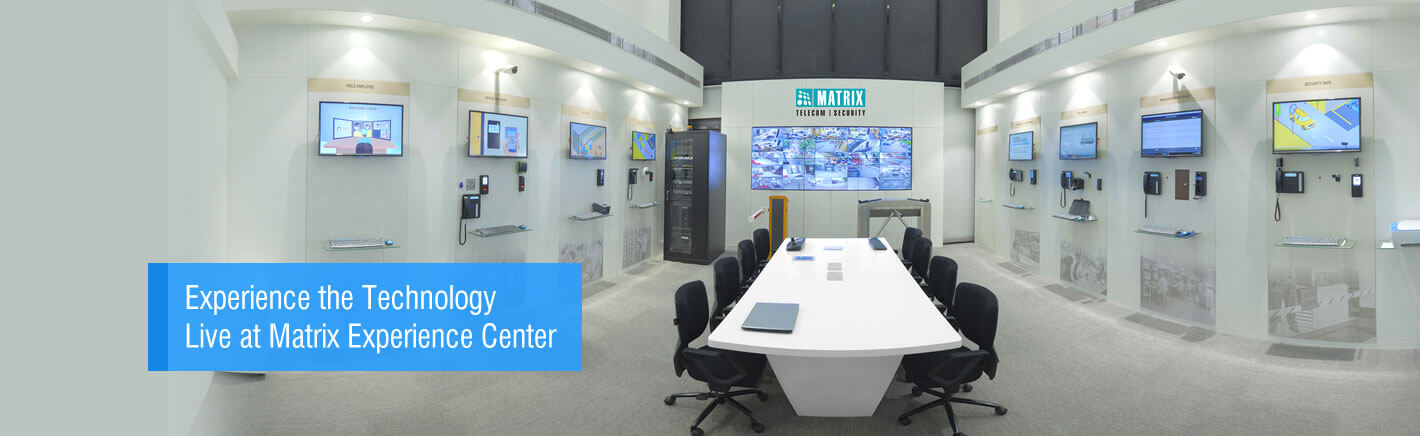 Matrix Experience Center